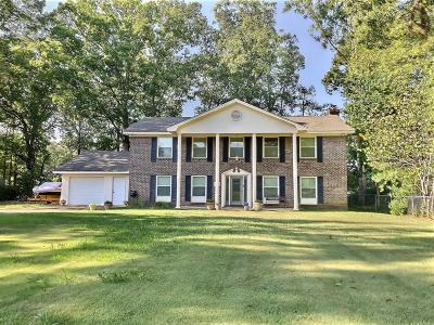 Autaugaville Single Family Home For Sale: 825 Strickland Landing Road