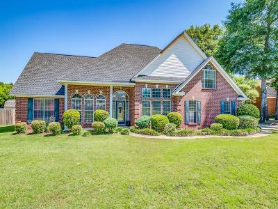 Millbrook Single Family Home For Sale: 224 Live Oaks Circle