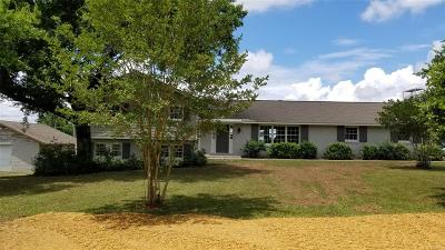 Wetumpka Single Family Home For Sale: 179 Old Jasmine Hill Road