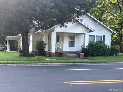 Prattville Single Family Home For Sale: 201 N Chestnut Street