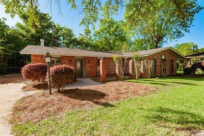 Montgomery Single Family Home For Sale: 2337 Winchester Court