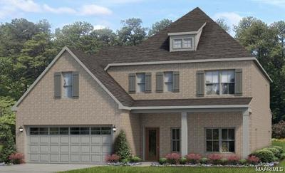 Prattville Single Family Home For Sale: 513 Jeffrey Street