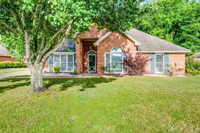 Montgomery Single Family Home For Sale: 7406 Old Pump Road