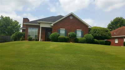 Montgomery Single Family Home For Sale: 7964 Norris Farms Road