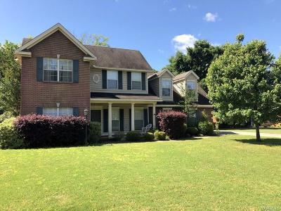 Prattville Single Family Home For Sale: 107 Auburn Road