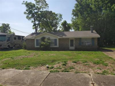 Montgomery Single Family Home For Sale: 4026 Saint Louis Road