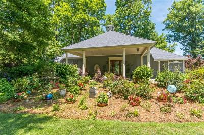 Wetumpka Single Family Home For Sale: 1857 Coosa River Parkway