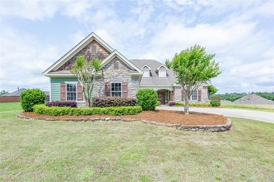 Prattville Single Family Home For Sale: 537 Weatherby Trail
