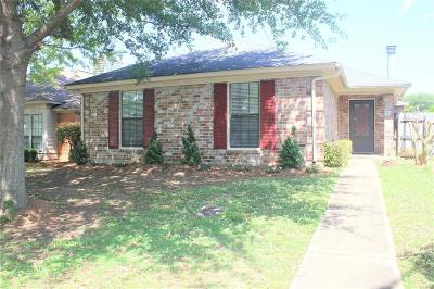 Montgomery Single Family Home For Sale: 1607 Woodmere Loop