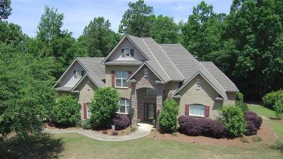 Wetumpka Single Family Home For Sale: 168 Creekside Drive