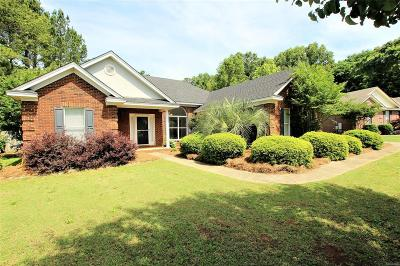 Wetumpka Single Family Home For Sale: 71 Grove Park Loop