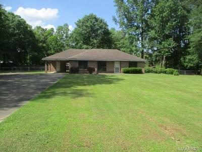Millbrook Single Family Home For Sale: 3841 Charmwood Drive