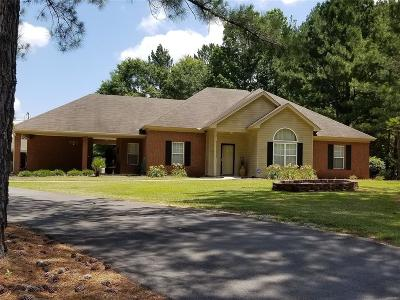 Wetumpka Single Family Home For Sale: 1007 Firetower Road