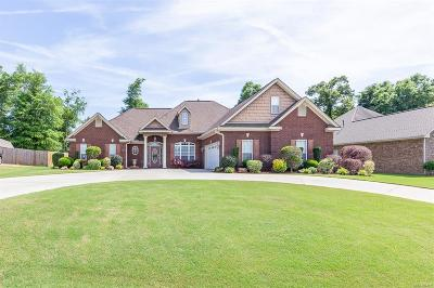 Millbrook Single Family Home For Sale: 321 Woodford Drive
