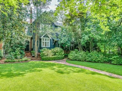 Montgomery Single Family Home For Sale: 683 Cloverdale Road
