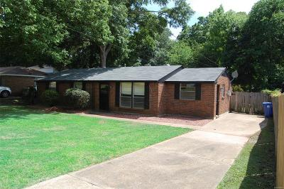 Prattville Single Family Home For Sale: 125 Magnolia Drive