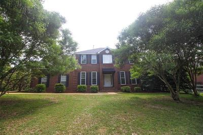Millbrook Single Family Home For Sale: 4900 Camp Grandview Road