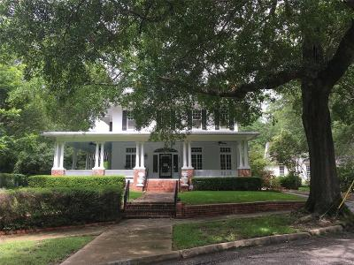Montgomery Single Family Home For Sale: 1842 Ridge Avenue