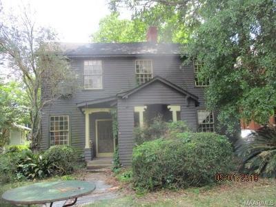 Montgomery Single Family Home For Sale: 916 Felder Avenue