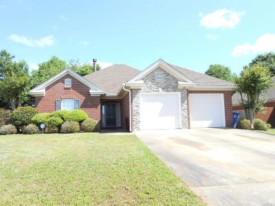 Prattville Single Family Home For Sale: 1089 E Poplar Street