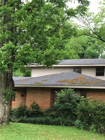 Montgomery Single Family Home For Sale: 3944 Fairfield Drive