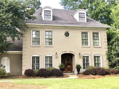 Montgomery Single Family Home For Sale: 9711 Wynchase Circle