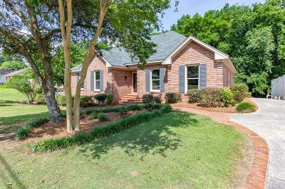 Prattville Single Family Home For Sale: 130 Livingston Circle