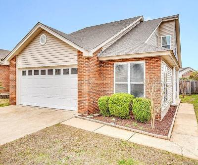 Montgomery Single Family Home For Sale: 1807 Young Pointe Boulevard