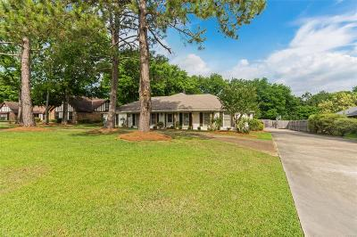 Montgomery Single Family Home For Sale: 1440 Meriwether Road