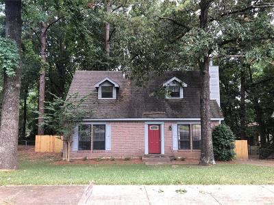 Montgomery Single Family Home For Sale: 3292 Little John Drive
