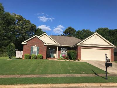 Prattville Single Family Home For Sale: 710 Coleman Way