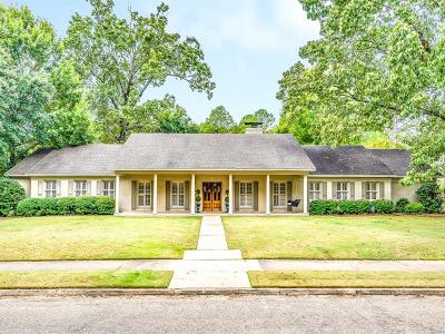 Montgomery Single Family Home For Sale: 3100 Boxwood Drive