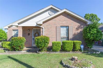 Montgomery Single Family Home For Sale: 6872 Brownwood Lane
