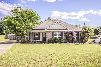 Prattville Single Family Home For Sale: 588 River Birch Drive