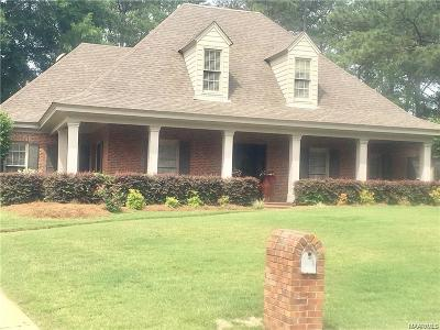 Montgomery Single Family Home For Sale: 7801 Halcyon Forest Trail