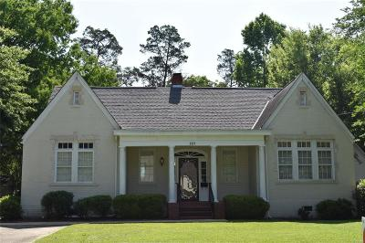 Montgomery Single Family Home For Sale: 3115 Lexington Road