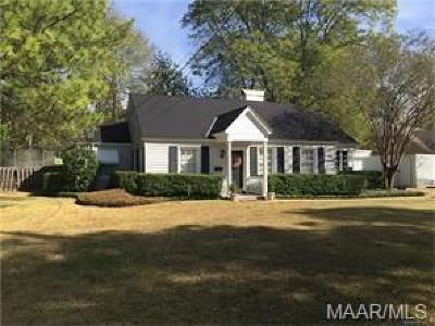 Montgomery Single Family Home For Sale: 3405 Dartmouth Circle