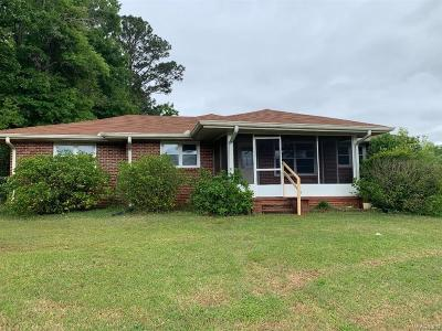 Prattville Single Family Home For Sale: 816 Highway 82 Bypass Highway