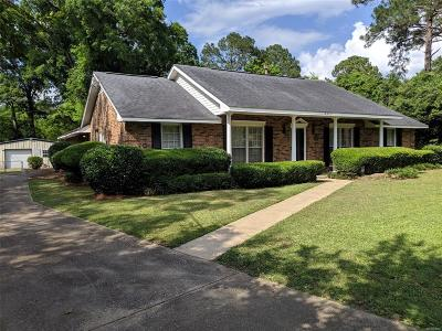 Montgomery Single Family Home For Sale: 4507 Wares Ferry Road