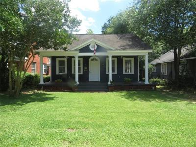 Montgomery Single Family Home For Sale: 2042 Madison Avenue
