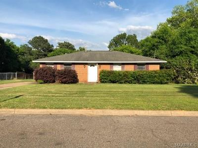 Prattville Single Family Home For Sale: 256 Murfee Drive