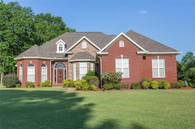 Prattville Single Family Home For Sale: 2507 Wyngate Drive