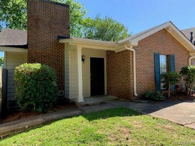 Montgomery Single Family Home For Sale: 4132 Tandy Drive