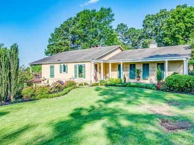 Wetumpka Single Family Home For Sale: 229 Old Jasmine Hill Road