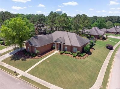 Montgomery Single Family Home For Sale: 600 Keeneland Court
