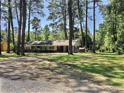 Montgomery Single Family Home For Sale: 4943 Virginia Loop Road