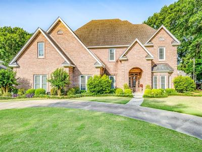 Montgomery Single Family Home For Sale: 606 County Downs Road