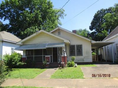 Montgomery Single Family Home For Sale: 2330 Highland Avenue