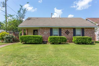 Montgomery Single Family Home For Sale: 3805 Elm Avenue