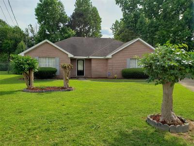 Montgomery Single Family Home For Sale: 900 Daisy Court